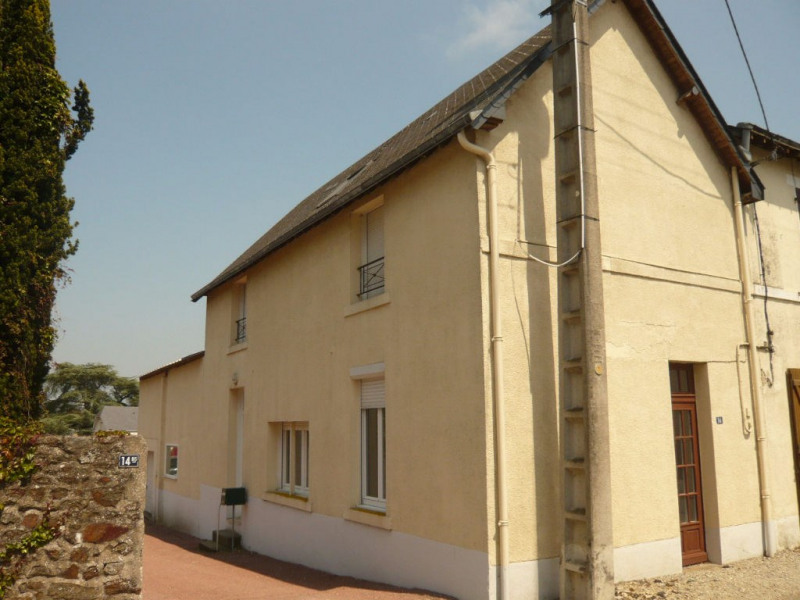 Location maison / villa Meslay du maine 430€ CC - Photo 1