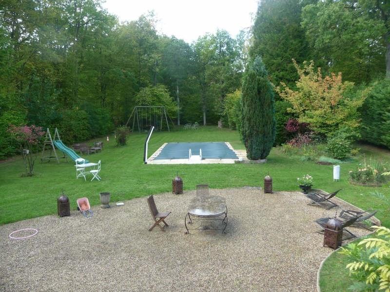 Deluxe sale house / villa Lamorlaye 690000€ - Picture 2