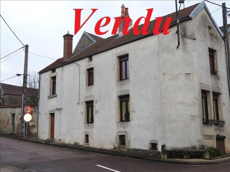 Sale house / villa A 15 mn de chatillon 71500€ - Picture 1