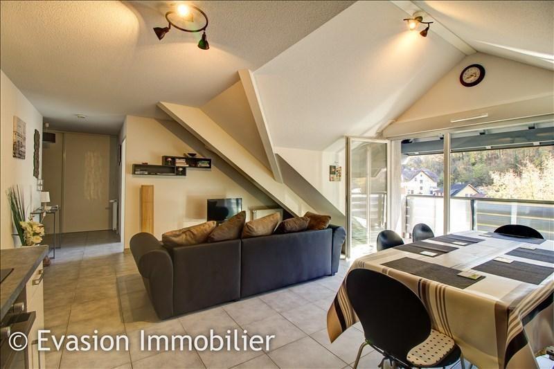 Vente appartement Le fayet 329000€ - Photo 2