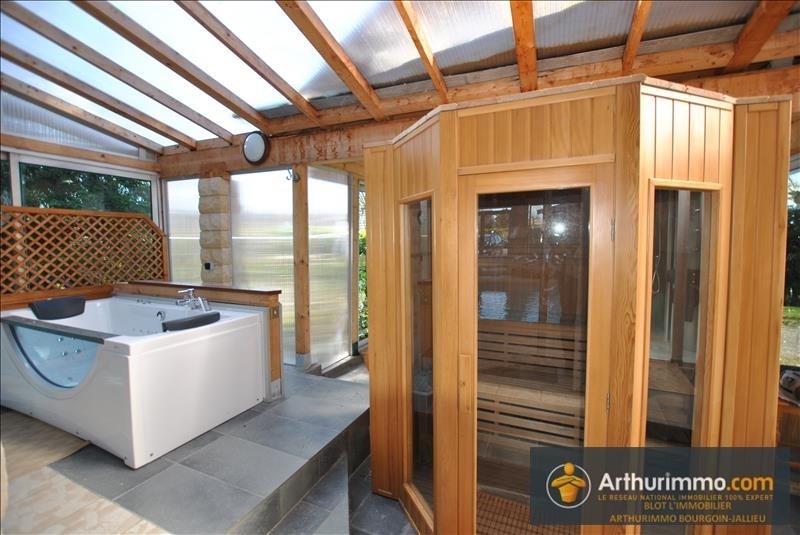 Vente maison / villa La batie montgascon 399000€ - Photo 3