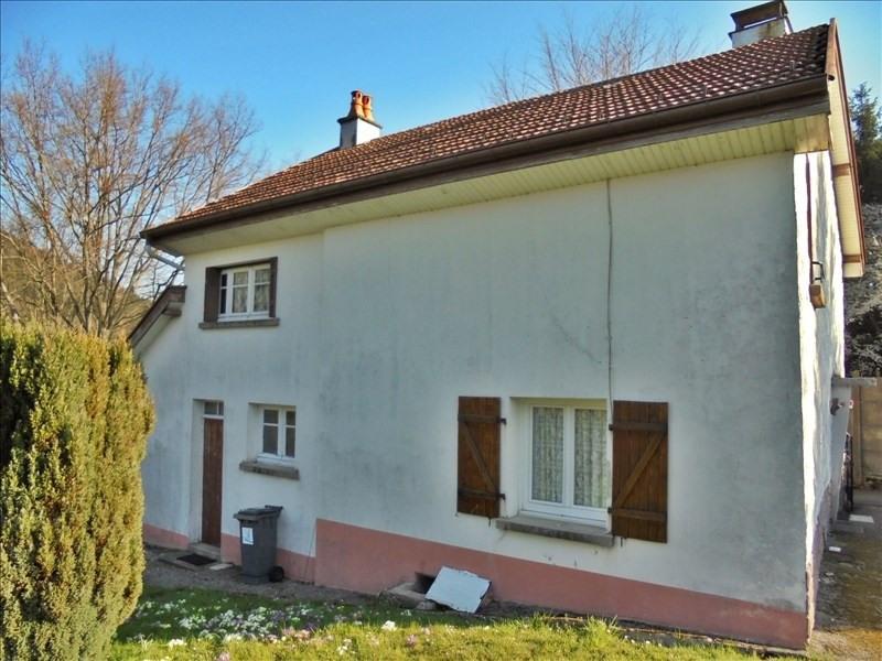 Sale house / villa Celles sur plaine 75000€ - Picture 3
