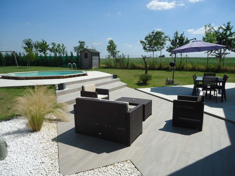 Sale house / villa Lesigny 515000€ - Picture 2