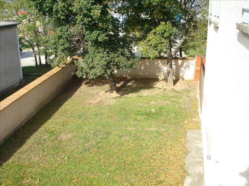 Rental house / villa Davezieux 617€ CC - Picture 1