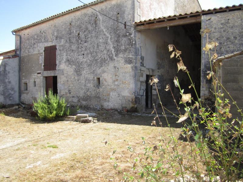 Vente maison / villa Chateauneuf sur charente 105000€ - Photo 2