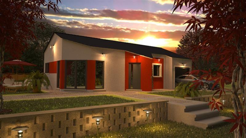 Maison  5 pièces + Terrain 600 m² Troyes par MAISONS D'EN FRANCE CHAMPAGNE & LORRAINE SUD