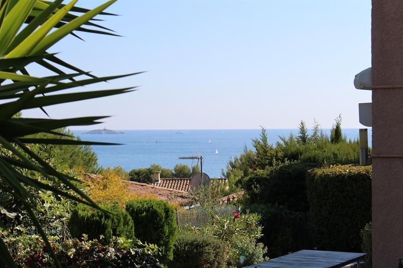 Location vacances appartement Bandol 490€ - Photo 1