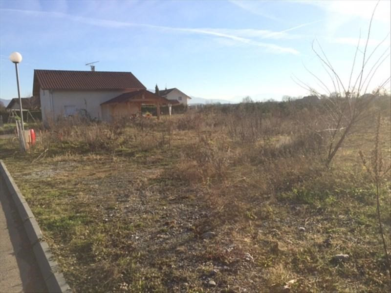 Vente terrain Chens sur leman 170 000€ - Photo 3