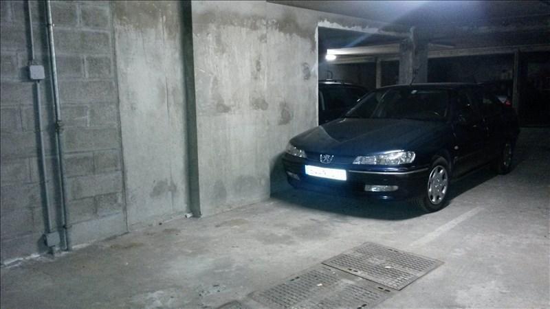 Vente parking Paris 17ème 28000€ - Photo 1
