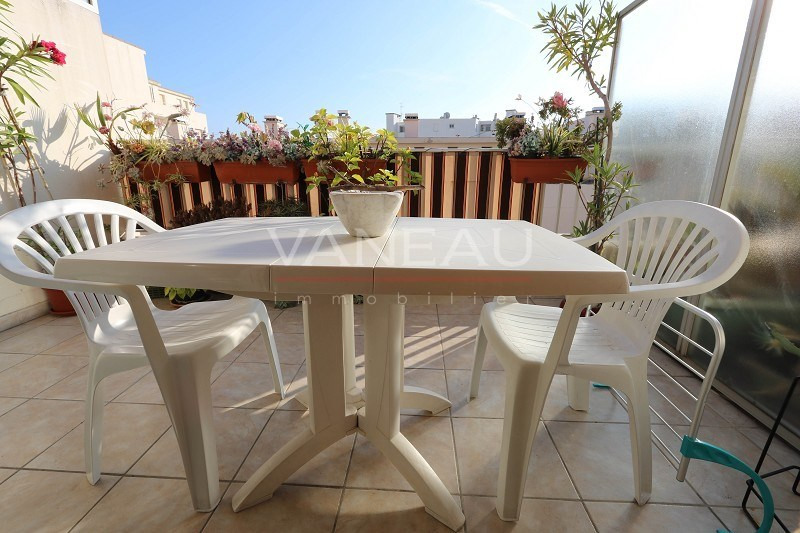 Vente de prestige appartement Juan-les-pins 259 000€ - Photo 8