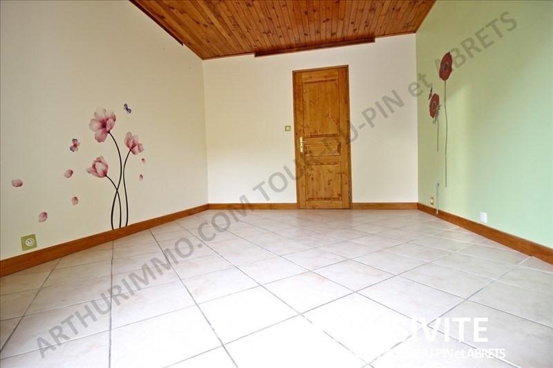Sale house / villa La tour du pin 199000€ - Picture 8