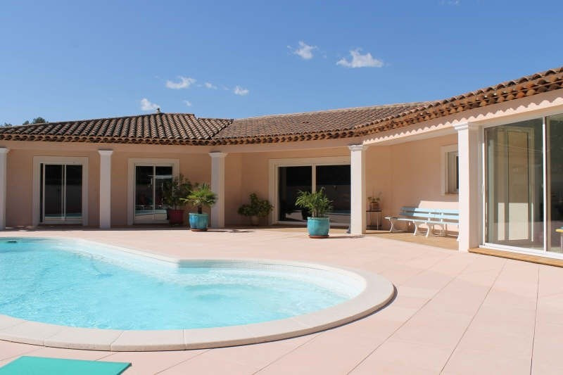 Deluxe sale house / villa Sollies toucas 715 000€ - Picture 2