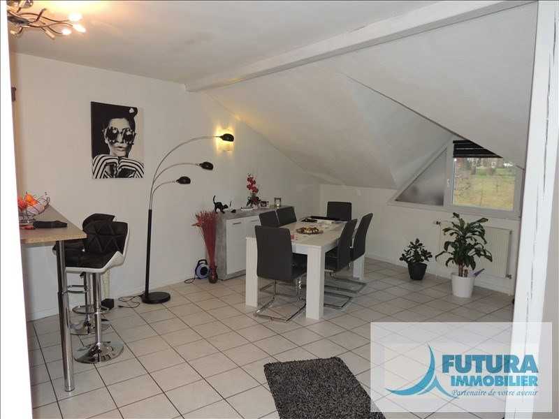 Vente appartement Carling 86000€ - Photo 1