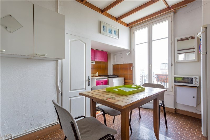 Sale apartment Colombes 129 000€ - Picture 2