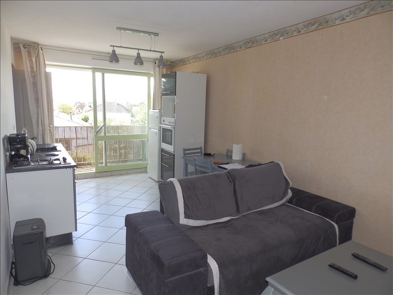 Vente appartement Yzeure 42 500€ - Photo 1