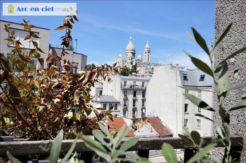 Revenda apartamento Paris 18ème 699000€ - Fotografia 1