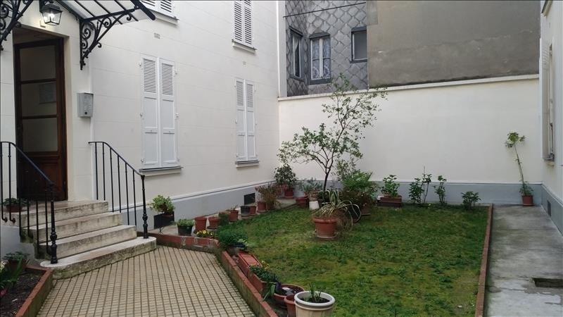Location appartement Paris 19ème 1306€ CC - Photo 1