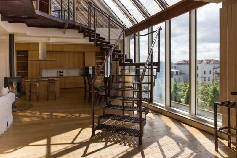 Deluxe sale apartment Enghien-les-bains 1117000€ - Picture 2