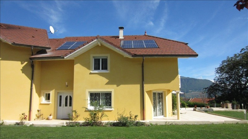 Deluxe sale house / villa Chatillon en michaille 590000€ - Picture 2