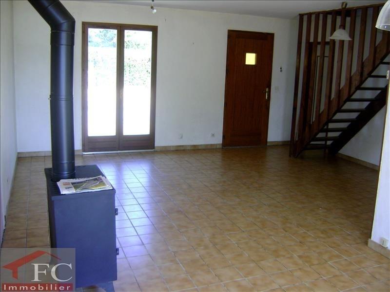 Sale house / villa St nicolas des motets 120200€ - Picture 2