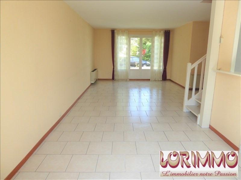 Sale house / villa Mennecy 299900€ - Picture 2