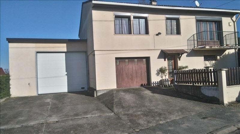 Vendita casa Villeneuve sur allier 135500€ - Fotografia 1