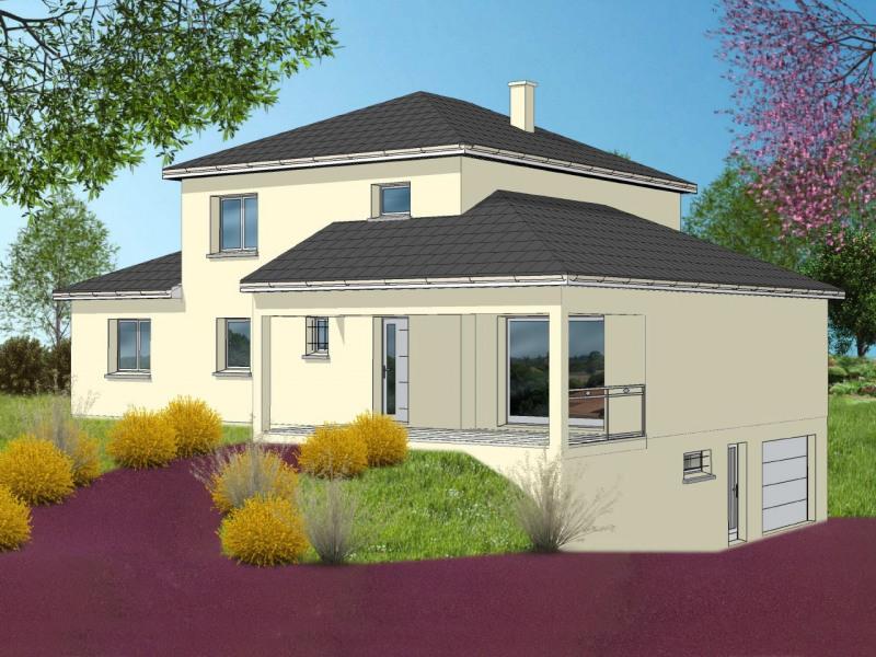 """Modèle de maison  """"Modèle de maison 4 pièces"""" à partir de 4 pièces Aube par PLURIAL HOME EXPERT"""