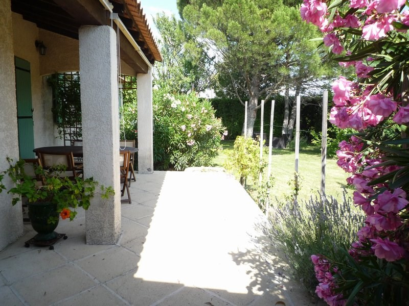 Sale house / villa Camaret sur aigues 388500€ - Picture 4