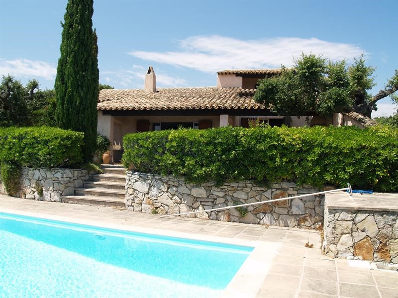 Sale house / villa Les issambres 840 000€ - Picture 1