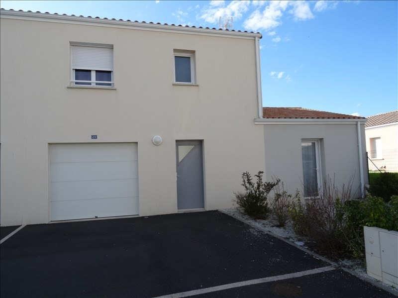 Location maison / villa Niort 767€ CC - Photo 1