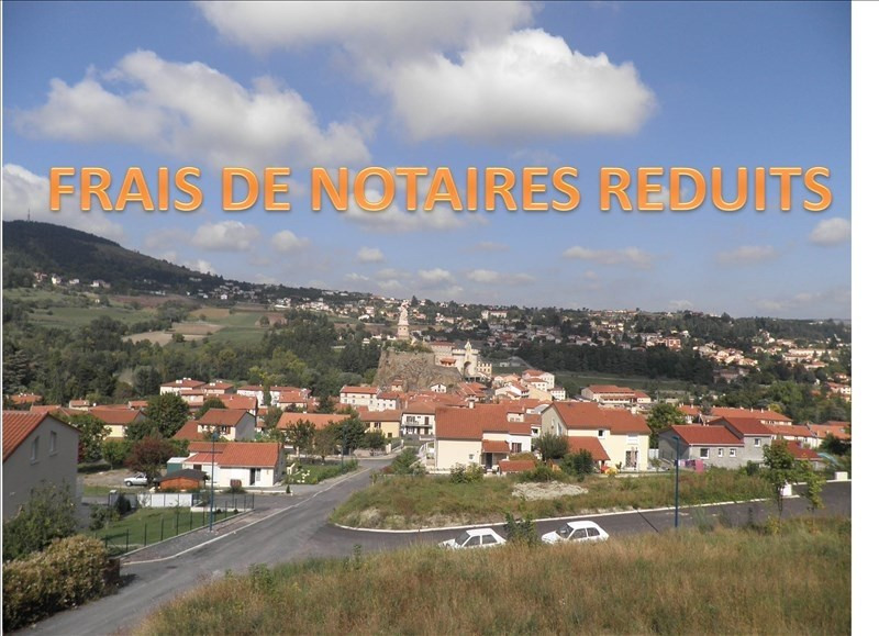 Sale site Espaly st marcel 69 840€ - Picture 1
