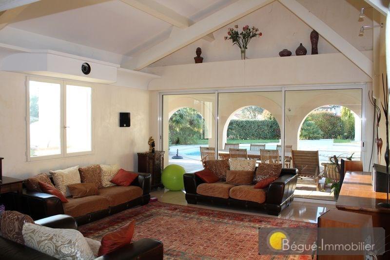 Vente de prestige maison / villa Pibrac 760000€ - Photo 2