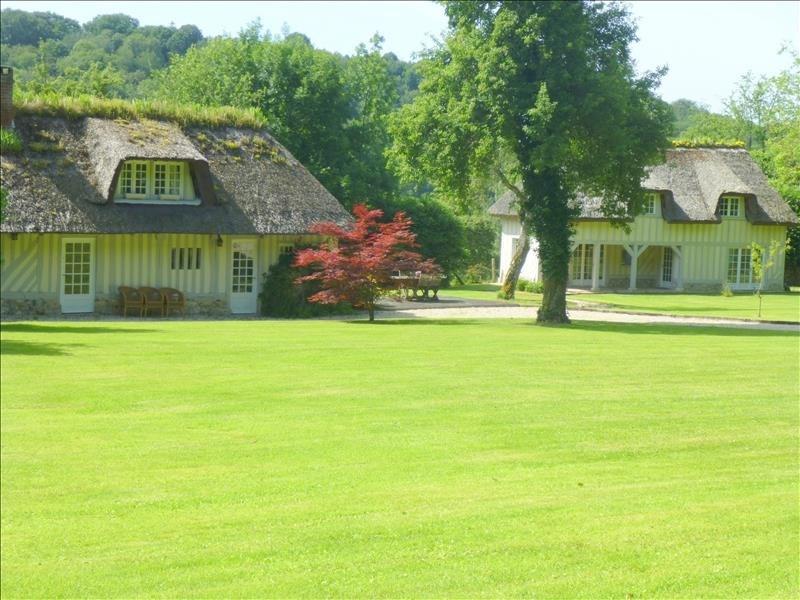 Vente maison / villa Honfleur 478000€ - Photo 1