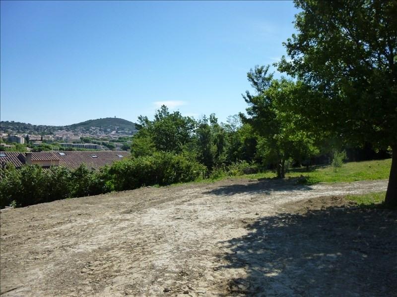 Vente terrain Manosque 153000€ - Photo 2