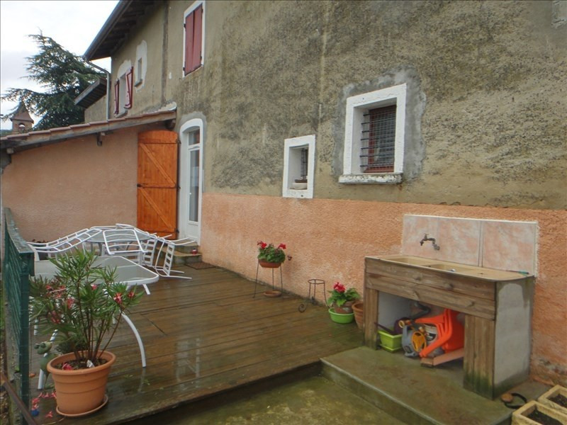 Rental house / villa St jean de bournay 675€ CC - Picture 1