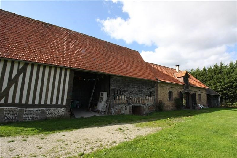 Vente maison / villa Conches en ouche 157500€ - Photo 2