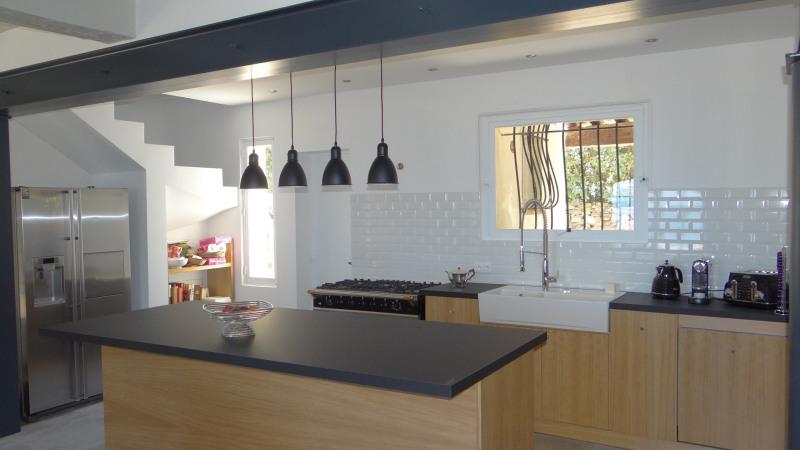 Vacation rental house / villa Cavalaire sur mer 3500€ - Picture 11