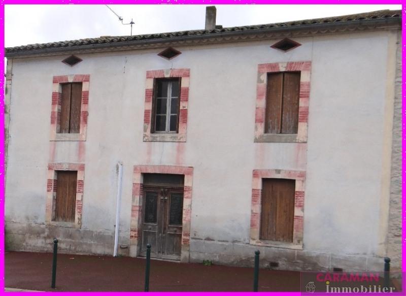 Vente maison / villa Caraman  15 minutes 150000€ - Photo 1
