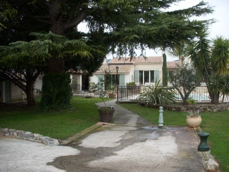 Vente de prestige maison / villa La crau 599000€ - Photo 1