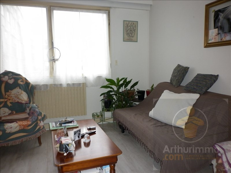Vente appartement Vaires sur marne 140000€ - Photo 1