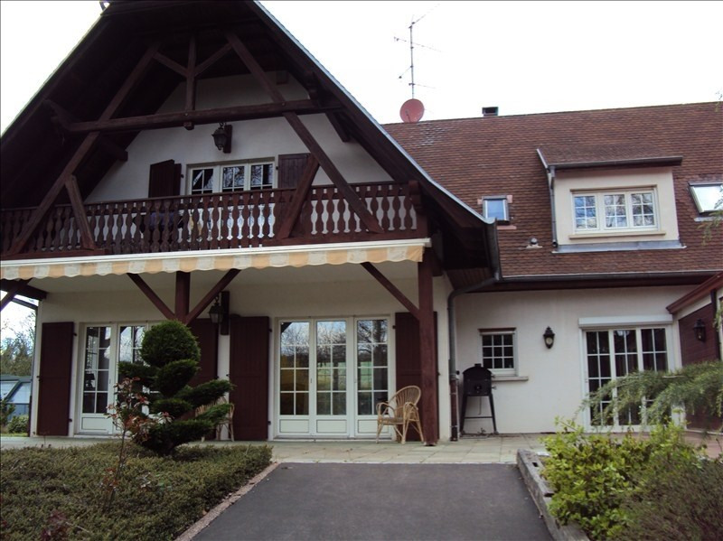 Vente de prestige maison / villa Flaxlanden 840000€ - Photo 1