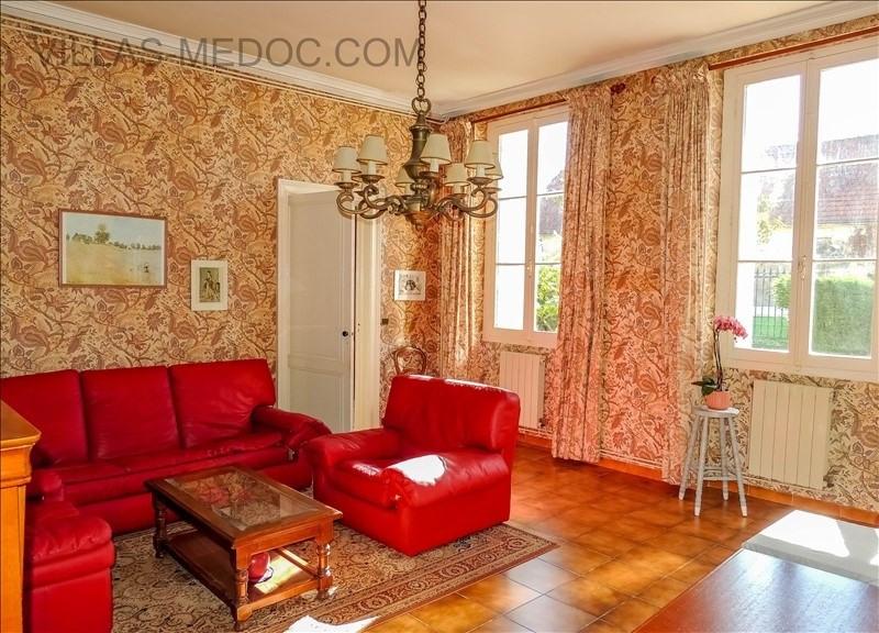 Vente maison / villa Saint christoly medoc 388000€ - Photo 5