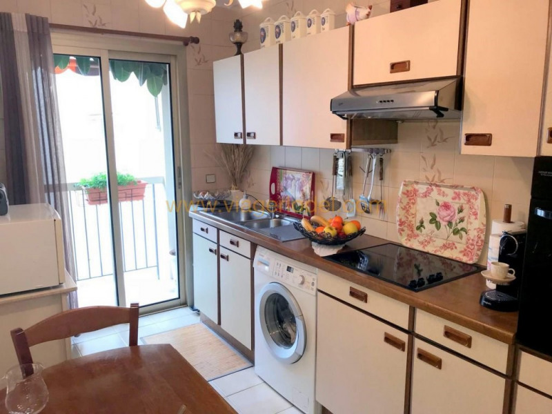 Vendita nell' vitalizio di vita appartamento Nice 70000€ - Fotografia 4