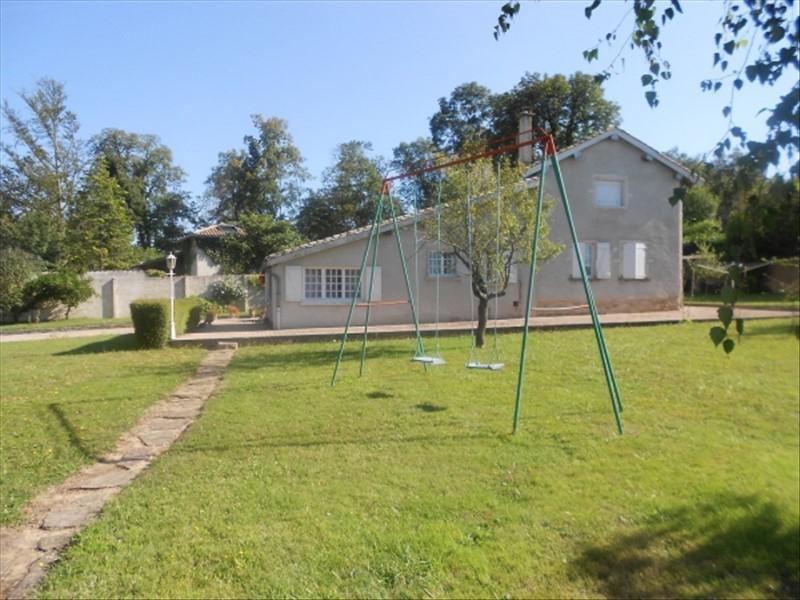 Vente maison / villa St didier sur chalaronne 397000€ - Photo 3