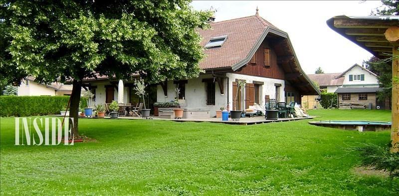 Vente de prestige maison / villa Segny 895000€ - Photo 2