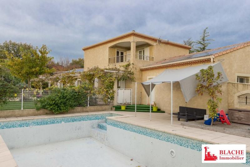 Vente maison / villa Loriol-sur-drôme 370000€ - Photo 1