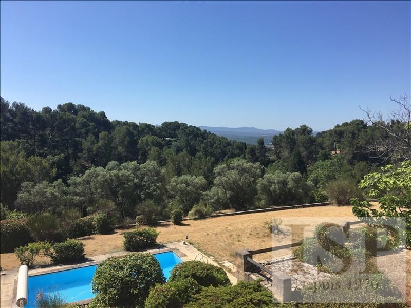 Deluxe sale house / villa Aix en provence 600100€ - Picture 1