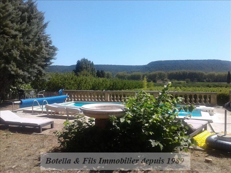 Vente maison / villa Tresques 250000€ - Photo 1