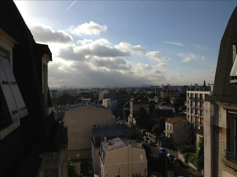 Sale apartment Colombes 365 000€ - Picture 1