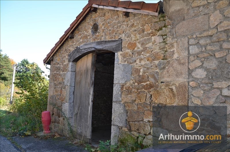Vente maison / villa Satillieu 57 000€ - Photo 2